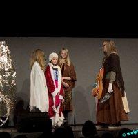 Weihnachtsmärchen in der Stadthalle: Die Schneekönigin