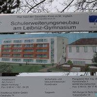 Einweihung Leibniz Schulneubau