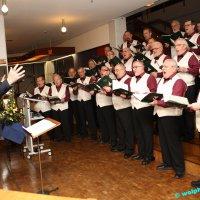 Neujahrsempfang 2014 des MGV Josefstal in der Stadthalle St. Ingbert