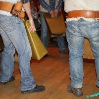 """RCV """"Die Stampesse"""" beim Karnevalsverein """"Blue Goat"""" im Elsass"""