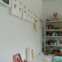 Tag der offenen Tür in der Kunstwerkstatt St. Ingbert