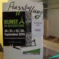 Finissage Kunst im Beckerturm