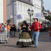 Heimat- und Trachtenumzug zum Oktoberfest