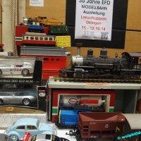 Modelleisenbahn- und Modellautobörse des MEC St. Ingbert