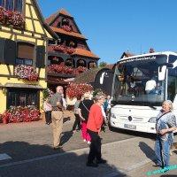 On Tour mit dem Heimat- und Verkehrsverein