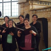Konzert mit Coloured Voices in der Pfarrkirche Reinheim