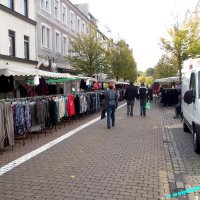 Traditioneller Kirmesmarkt in St. Ingbert