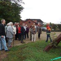 Besichtigung der Dillinger Hütte