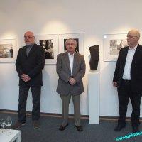 """""""Ensemble"""" Industriefotos in Schwarz-weiß von Klaus Merfeld"""