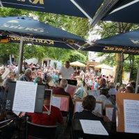 Städtisches Orchester in der Luschd