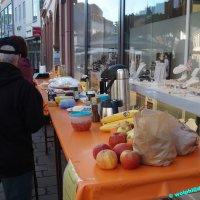 WSSI: St. Ingbert frühstückt