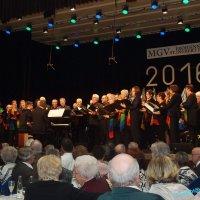 MGV Frohsinn Neujahrskonzert