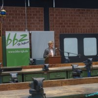 Werkhalle am BBZ eingeweiht