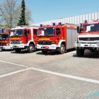 Tag der offenen Tür und Muttertag bei der Feuerwehr