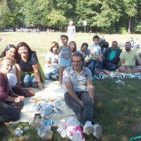 Grillfest mit Neubürgern