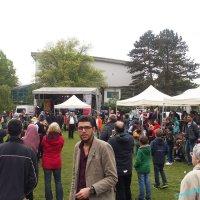 2. Parkfest in der Gustav-Clauss-Anlage