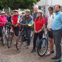 Startschuss Stadtradeln 2017
