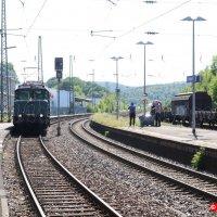 "150 Jahre "" Zoo""-Bahnhof St. Ingbert"