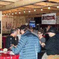 """Von Freitag, 8. November bis Sonntag, 10. November fand im außergewöhnlichen Ambiente der historischen Industriekathedrale – Alte Schmelz in St. Ingbert wieder der beliebte """"Internationale Gourmet Markt"""" statt."""