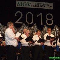 Neujahrskonzert MGV Frohsinn