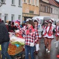 Fastnachtsumzug 2018 in St. Ingbert