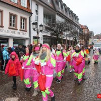 Session 2017/2018: Fastnachtsumzug  St. Ingbert