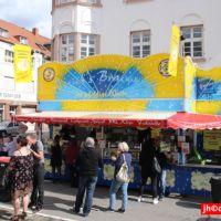 Frühlingsfest auf dem Marktplatz