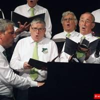 "Chorkonzert ""Seite an Seite"""