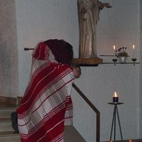 Adventsfeier in der Hildegardskirche