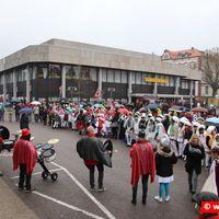 St. Ingberter Rathaus gestürmt