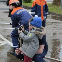 Muttertag bei der Feuerwehr