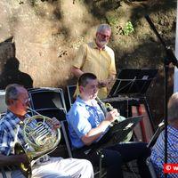 Erstes Sommerkonzert im Steinbruch