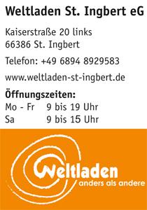Weltladen St. Ingbert